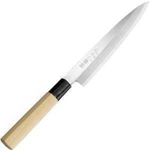 貝印 関孫六 刺身包丁 銀寿 本鋼和包丁 180mm AK5206