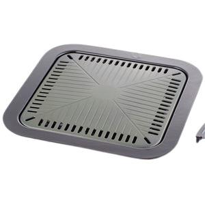和平フレイズ味覚探訪角型焼肉プレート32×32cmMR-7386