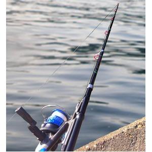 釣り竿 釣竿 1.2m カーボン フィッシングロッド ミニ 軽量 伸縮タイプ