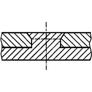 KNIPEX(クニペックス)7402-160 強力型斜ニッパー(硬線用) (SB)