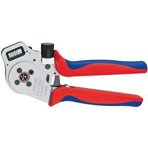 KNIPEX(クニペックス)9752-65DG デジタル圧着ペンチ
