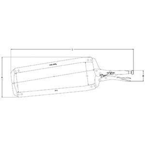 IRWIN(アーウィン) T24R T24R ロッキングCクランプ 600