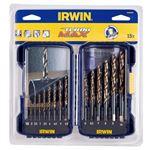 IRWIN(アーウィン) 10503992 ドリルターボマックス15本セット 1.5-10MM
