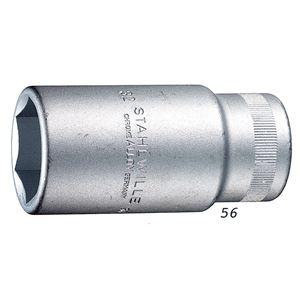 STAHLWILLE(スタビレー) 56-30 (3/4SQ)ディープソケット (6角) (05020030)