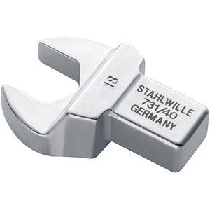 STAHLWILLE(スタビレー) 731/40-13 トルクレンチ差替ヘッド(スパナ)(58214013)