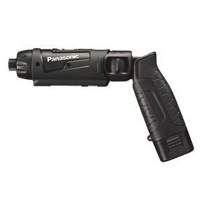 Panasonic(パナソニック) EZ7421LA1S-B 7.2V充電スティックドリルドライバー(黒)
