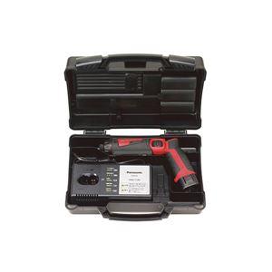 Panasonic(パナソニック) EZ7421LA1S-R 7.2V充電スティックドリルドライバー(赤)