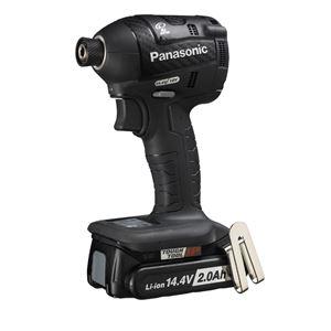 Panasonic(パナソニック) EZ75A7LF2F-B 充電インパクトドライバー(黒)2.0Ah