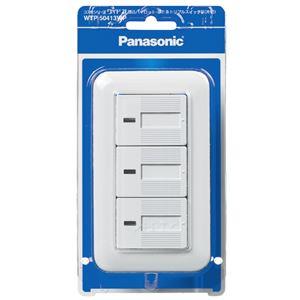 Panasonic(パナソニック) WTP50413WP コスモワイド埋込パイロット・ほたるトリプル