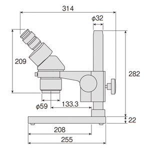 HOZAN L-51 実体顕微鏡