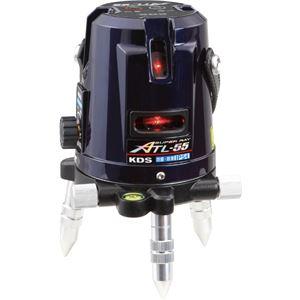 ムラテックKDS ATL-55RSA オートラインレーザー (受光器・三脚付)の写真1