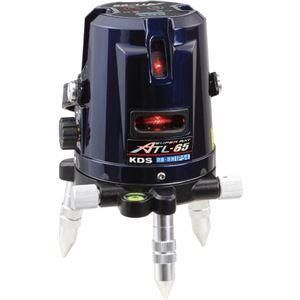 ムラテックKDS ATL-65RSA オートラインレーザー (受光器・三脚付)の写真1