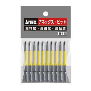 ANEX AC-16M-2X82 カラービット...の関連商品4