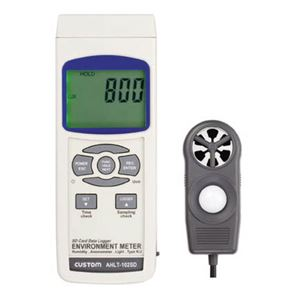 カスタム AHLT-102SD データロガー多機能環境測定器