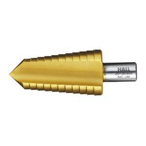 G&J MC3MTIN チタンコーティングステップドリル(20-30MM)