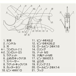 VICTOR(ビクター) VP-50E エンビカッター