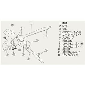 VICTOR(ビクター) VM-29 マルチカッター
