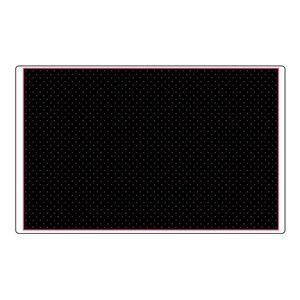 学習デスクマット 【ラブリージュエル】 反射防止 練込非転写加工 光学マウス対応 日本製 ミワックス HRT-5080 LJW