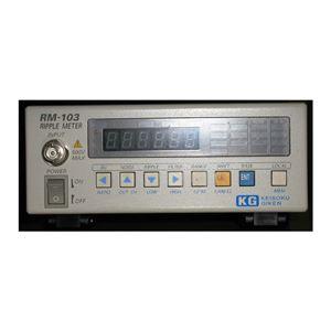 計測技術研究所 リップルノイズメータ / RM-103 【中古品 保証期間付き】