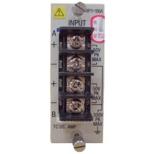 エー・アンド・デイ AP11-106A / 2ch TC・DCアンプ 【中古品 保証期間付き】 記録装置