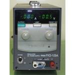 菊水電子工業 PAN110-1.5A / 直流安定化電源 【中古品 保証期間付き】 電源関連機器