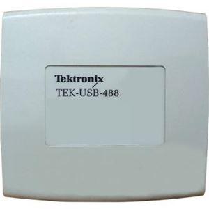 TFF テクトロニクス社 TEK-USB-488/GPIB/USBリンク・アダプタ 【中古品 保証期間付き】 波形測定器