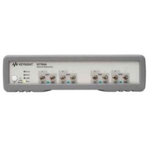 キーサイト・テクノロジー N7764A/光アッテネータ 【中古品 保証期間付き】 光通信測定器