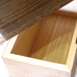 桐の米びつ/ライスストッカー 【20kg用/焼桐】 泉州留河 日本製