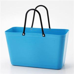 HINZA スウェーデン製 エコバッグ Turquoise (ターコイズ)フリーサイズ