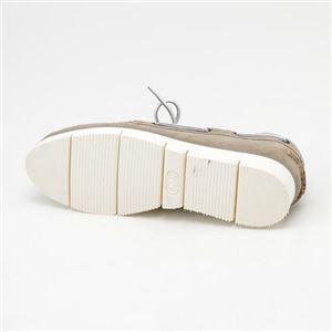 BOEMOS イタリア製 本革デッキシューズ メンズ SMERALDO 43サイズ(約27~27.5cm)