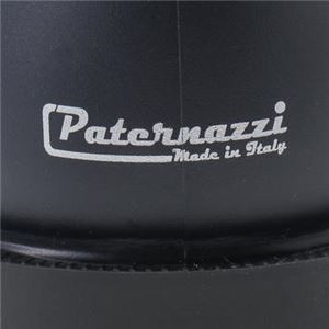 PATERNAZZI イタリア製ショートレインブーツ RED (レッド) 37サイズ 約23.5cm