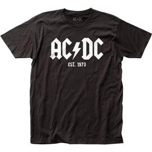 IMPACT ACDC LOGO SS TEE Tシャツ BLACK サイズ:M