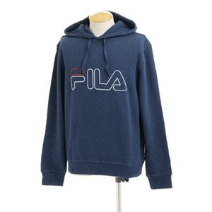 FILA BROOKLYN HOODY Tシャツ 416 navy サイズ:M