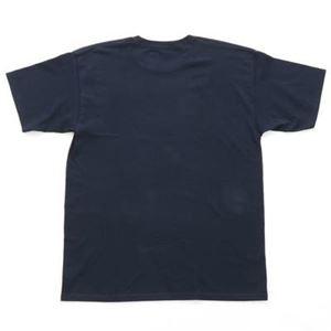 FILA FI OVER LA TEE Tシャツ 412 navy サイズ:L