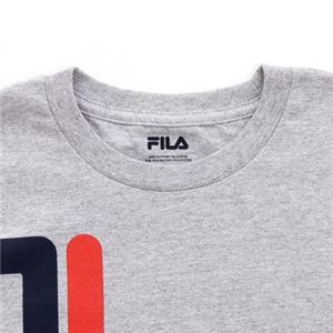 FILA ANTHONY TEE Tシャツ 289 hgry サイズ:L