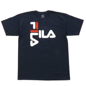 FILA ANTHONY TEE Tシャツ 412 navy サイズ:S