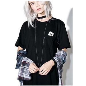 RIP N DIP Lord Nermal Tee Shirt Tシャツ Black サイズ:M