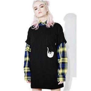 RIP N DIP Falling For NermalTee Shirt Tシャツ Black サイズ:Lの画像1
