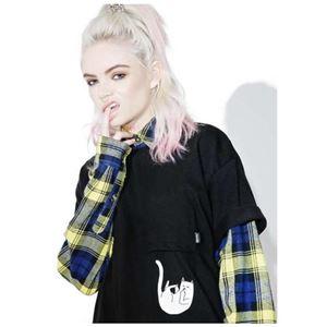 RIP N DIP Falling For NermalTee Shirt Tシャツ Black サイズ:L