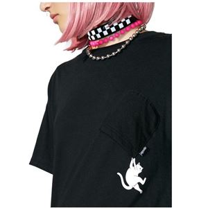 RIP N DIP Hang In There Tee Shirt Tシャツ Black サイズ:L