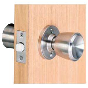 室内用ドアノブ 【鍵なしタイプ】 箱入仕様 空錠 『ハイス』 川口技研