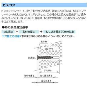 【200本入】 ネジ/ビス 【皿型 4.0×3...の紹介画像3