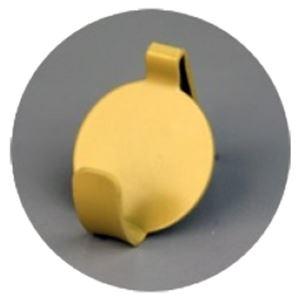 (まとめ)石膏ボード壁専用フック Petaフック じゅらく (ベージュ) [1パック(2個入)]【×10セット】