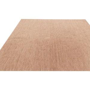 フリーカット 抗菌 防臭 カーペット 絨毯 / 本間 6畳 286×382cm / ローズ 平織り 『シアトル』