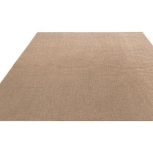 フリーカットができる日本製・抗菌・防臭・防炎カーペット 江戸間8畳(352×352cm) 洗える アイボリー 平織りカーペット ラグ マット ウェルバ
