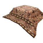 こたつ布団 190×240 4尺長方形 ブラウン 掛け布団 フランネル 収納ケース付き サラサ掛けの画像