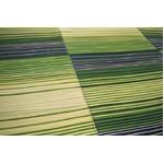 い草ラグ ボリュームタイプ 230×330 6畳 グリーン グラデーション柄 ふっくら ラグマット レジェンドの画像