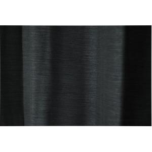 カーテン 洗える ウォッシャブル 洗える 防炎 2級遮光 200×丈178cm ブラック アール