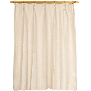 カーテン 洗える ウォッシャブル 洗える 防炎 2級遮光 200×丈225cm ベージュ アール