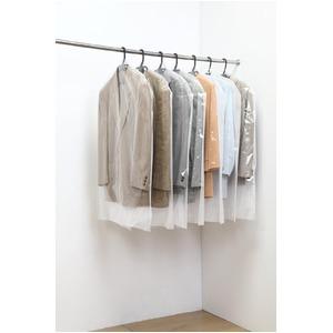 洋服カバー100枚セット(ショートサイズ)